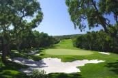 12th Par 3 in the Summer at Real Club Valderrama