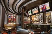 Sports bar at Regnum Carya Golf & Spa