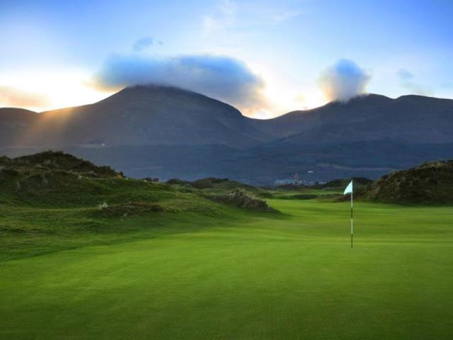 Ardglass golf club book ardglass golf course for Royal county down