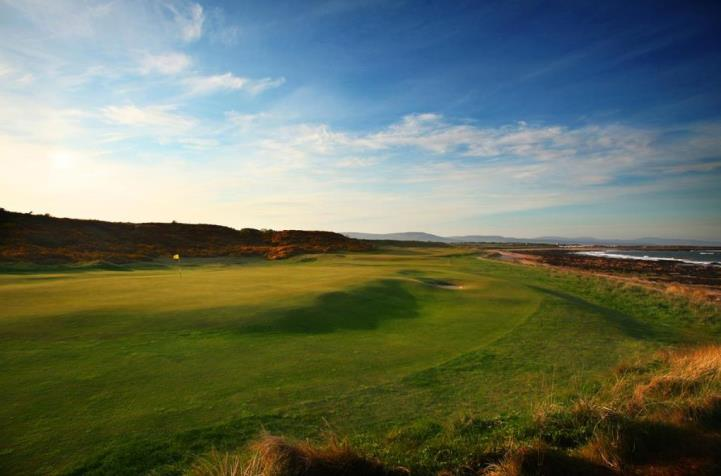 Royal Dornoch 9th