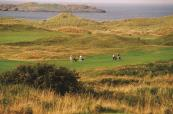 The home of Links golf