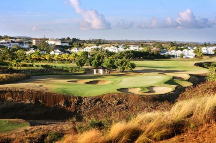 Golf course at Royal Westmoreland