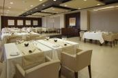 Indoor dining at Sao Rafael Suite Hotel