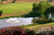 Stunning view of the course at Sheraton Golf Parco De' Medici Hotel & Resort