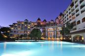 Outdoor activity pool at Sirene Belek Hotel