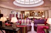 Spacious and friendly hotel bar at Slieve Donard