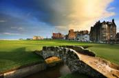 St Andrews Old Course, Silcan Bridge - Fife, Scotland