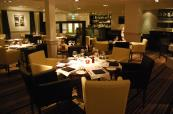 Elegant restaurant at St Mellion