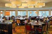 Fine dining at St Pierre Marriott Hotel Newport