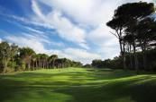 15th hole at Sueno Hotels Deluxe Belek