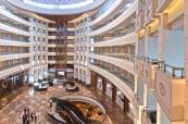 Unbelievable interior at Sueno Hotels Deluxe Belek
