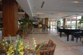 The lobby entrance at Sueno Hotels Golf Belek