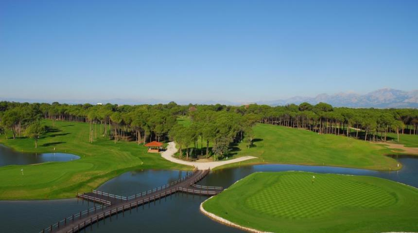 Book A Golf Holiday To The Dunes Sueno Golf Course Belek