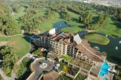 The over view of Sueno Hotels Golf Belek