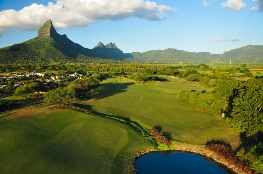 Sugar Beach Golf Spa Resort Mauritius