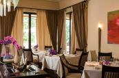 Faventia Restaurant at Terre Blanche Hotel Spa Golf Resort