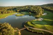 Le Chateau course at Terre Blanche Hotel Spa Golf Resort