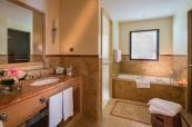 Suite bathroom at Terre Blanche Hotel Spa Golf Resort