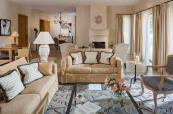 Villa provence Lounge at Terre Blanche Hotel Spa Golf Resort