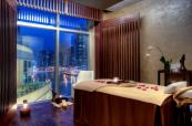 Spa room at the Address Dubai Marina