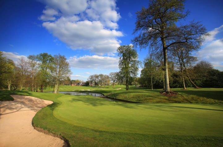 One of the most famous holes in golf, The Brabazon Courses 10th hole