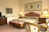 The Deluxe Room at The K Club Spa and Country Club in Ireland