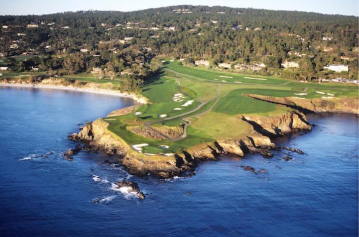 The lodge at pebble beach monterey book a golf holiday for Pebble beach collection