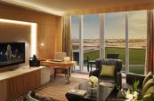 Panoramic Suite Living Room