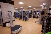 Highly equipped gym at The Oxfordshire