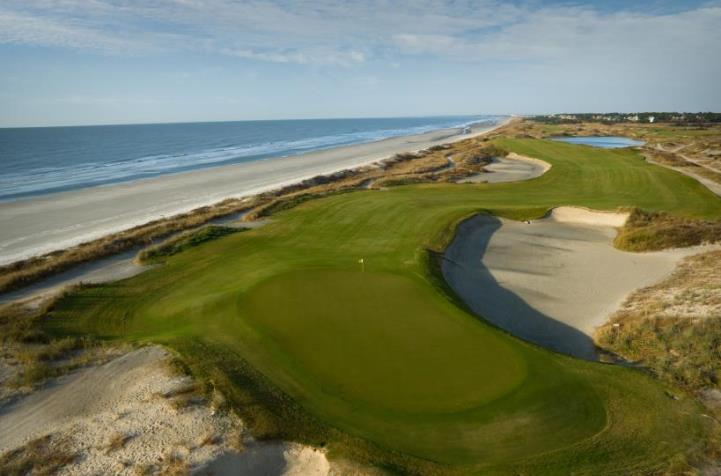 Stunning Kiawah Island Golf Resort, the 1992 host of the Ryder Cup