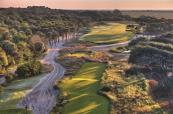 Tree lined fairway at this wonderful Kiawah Island Golf Course