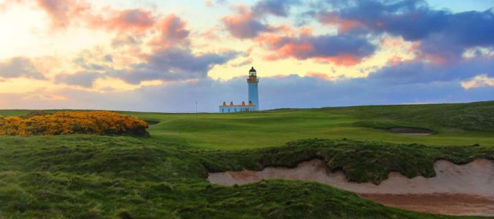 Turnberry Ailsa 14th
