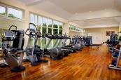 The well equipped fitness centre at Turnberry