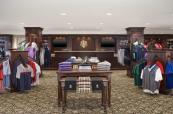 The Trump Turnberry pro shop
