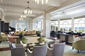 The Grand Tea Lounge at Turnberry