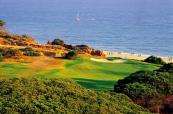 Beautil coastal scenery throughout all 36-holes at Vale do Lobo Golf Resort